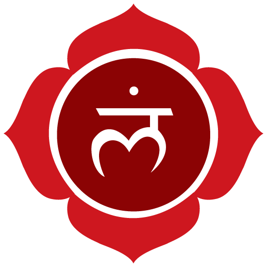 The Root Chakra (Red)