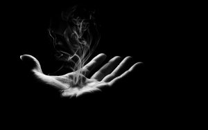 Hand Of Black Flame