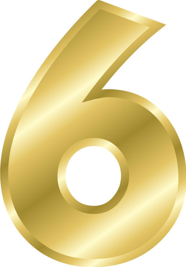 Numerology  Ruling Numbers 6