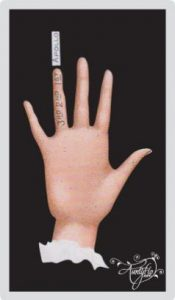 apollo finger