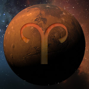 mars rules ares