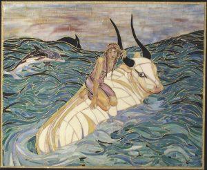 zues and europa taurus mythology