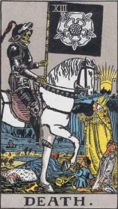 Death Card - Tarot
