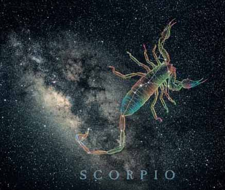 Scorpio Mythology