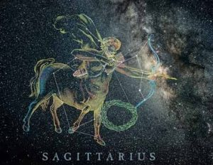 mythology of sagittarius