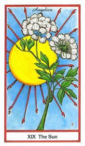 tarot the sun
