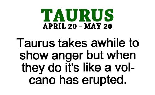 taursus emotions